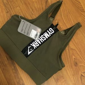 Gymshark Elevate sports bra NWT